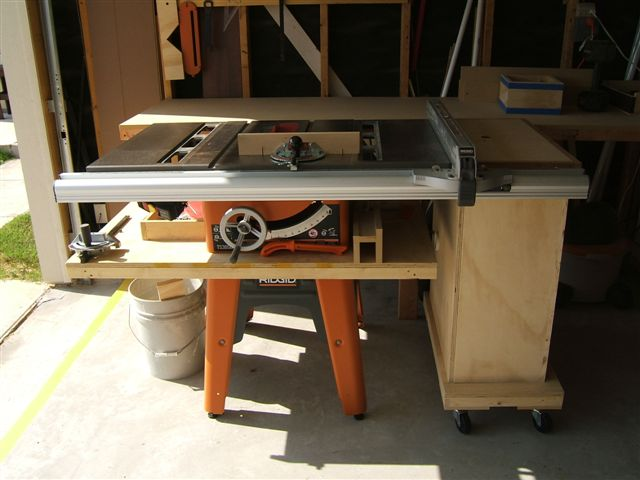 Router Table Portable Or Ts Mount Ridgid Forum