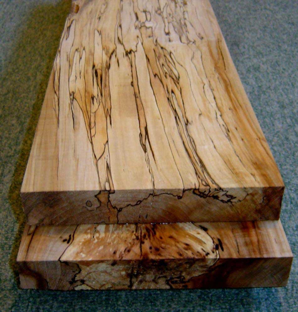 Curly Maple Wood Flooring: Finding Curly Maple In The Rough - RIDGID Forum