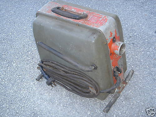 Rebuild Question For My K 60 Suitcase Style Ridgid