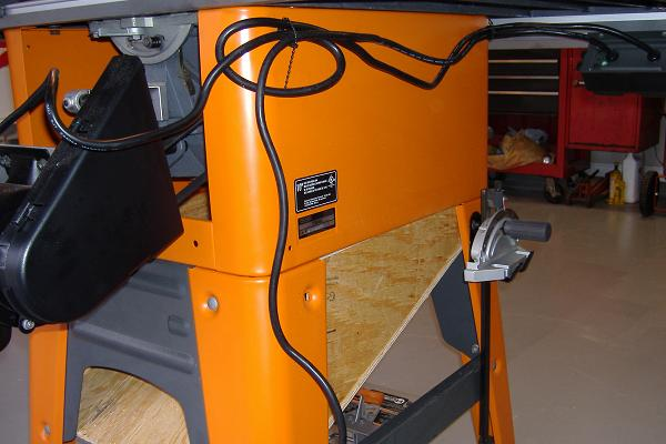 Dust Collection Ts3650 Ridgid Forum Plumbing Woodworking And Power Tools