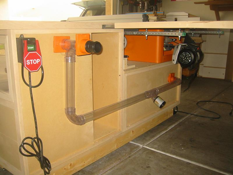 Table Saw Work Station Ridgid Plumbing Woodworking And
