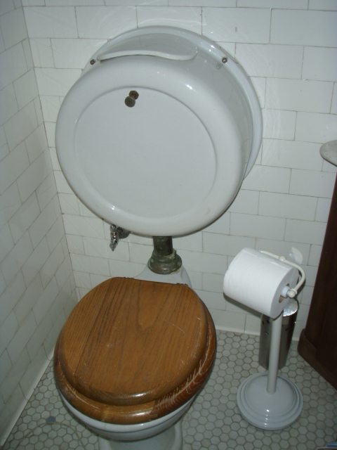 quot pill box quot  toilet tank ridgid plumbing  woodworking  and box seats for powerhouse power house box gym hannover