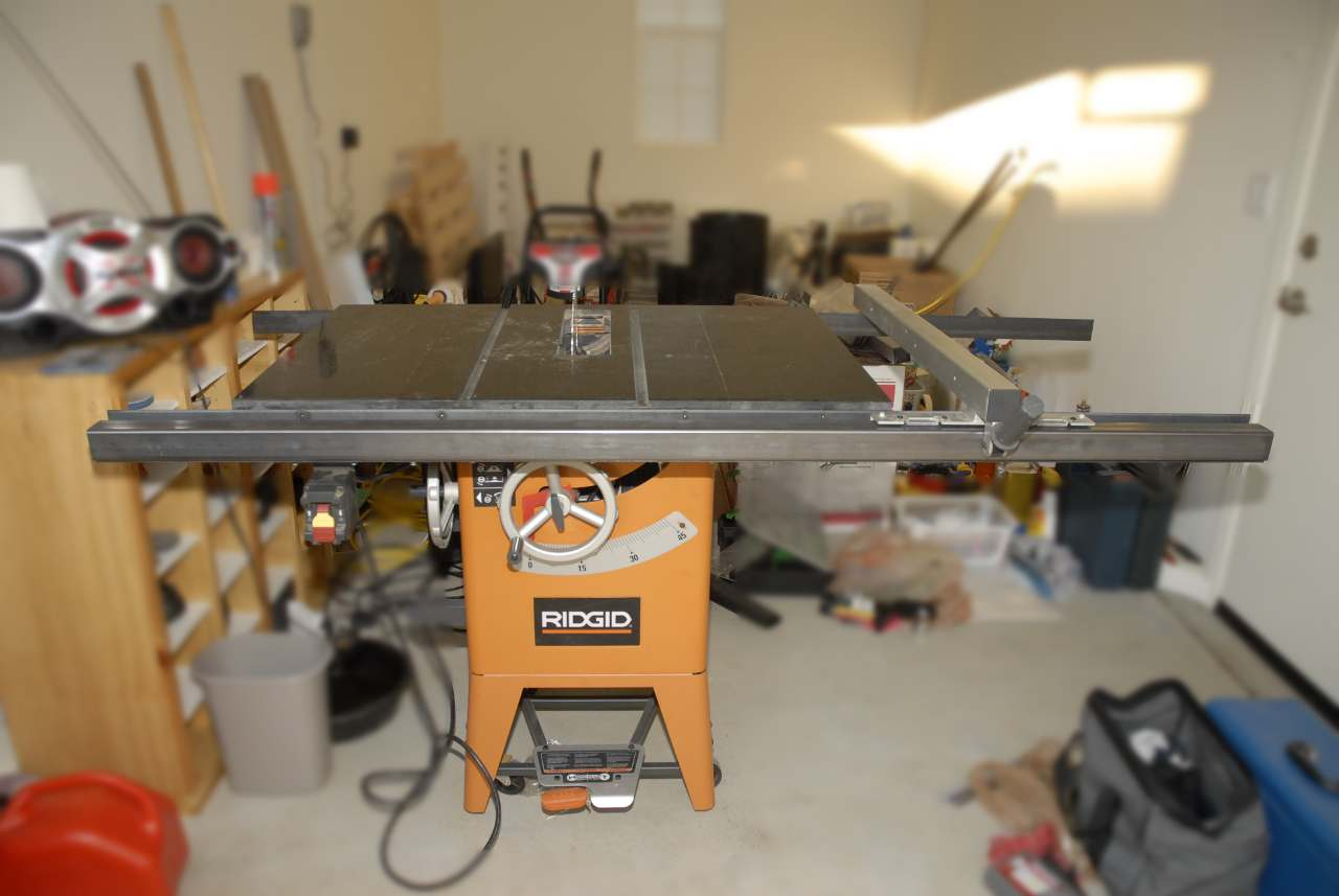 Ridgid Table Saws Sold Exclusively at Home Depot Recalled ...