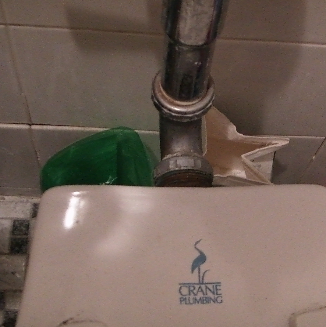 Crane wall tankless toilet contantly running water and leaking from flusher  handle. Crane wall tankless toilet contantly running water and leaking