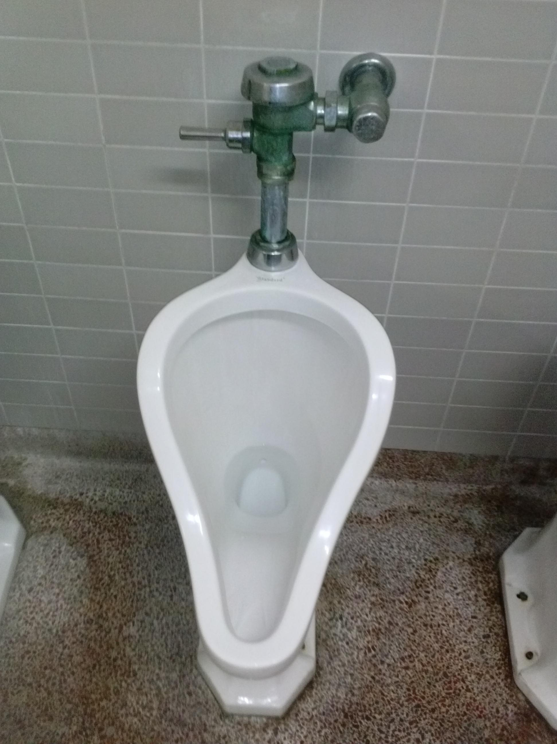 Old School Urinals Ridgid Forum Plumbing Woodworking