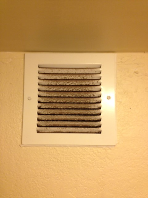 This is some dirty vent.